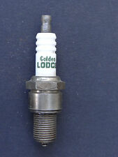 Ancienne bougie GOLDEN LODGE 25HL 3F old spark plug candella bujía Tennpluggen