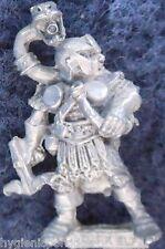 1987 Dark Elf 1102 08 C09 musicista 1 Citadel elven army drow Warrior warhammer
