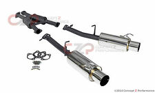HKS 3106-EX003 Hi-Power Cat Back Exhaust System - For Nissan 300ZX Coupe TT & NA