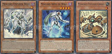 Yugioh Authentic Aporia Deck - Meklord Emperor Wisel - Skiel - NM - 40 Cards