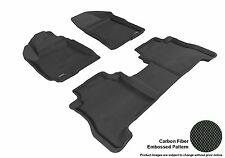 Digital Fits Hyundai Santa Fe AKCG18955 3D Anti-Skid 1 Set Black Waterproof Mold