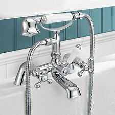 STAFFORD TRADITIONAL CLASSIC BATHROOM BATH SHOWER MIXER TAP VICTORIAN