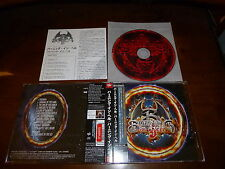 Burning in Hell / ST JAPAN+1 Helloween Gamma Ray Dragonforce PROMO!!! *S