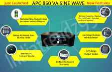 Original APC Home UPS 850VA 680W Sine Wave with New Features|Sealed registration