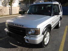 Land Rover : Discovery 4dr Wgn SE