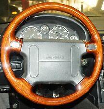 MAZDA MX-5 MX5 Holzlenkrad Airbag Lenkrad Holz Miata NA Airbaglenkrad NEU