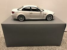 Kyosho 1:18 BMW M3 Convertible WORKING ROOF