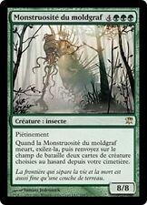MTG Magic ISD - Moldgraf Monstrosity/Monstruosité du moldgraf, French/VF