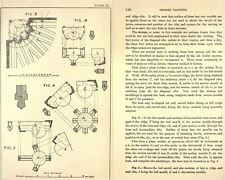 Practical Masonry Bricklaying Stone Cutting Geometry Concrete 25 Old Book Scans