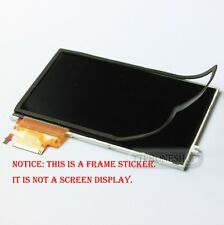 High Quality LCD Screen Dust Protector Sticker Frame for PSP 3000