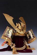 Japanese Samurai HELMET -Boy WEARABLE KABUTO- light weight type