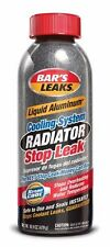 Bar's Leaks 1186 Liquid Aluminum Stop Seal Radiator Repair Gasket Leak 16.9oz US