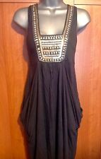 NEW Ladies OASIS Boho Dress Tunic Size 8