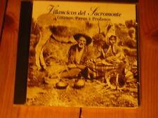 Villancicos del Sacromonte : Gitanos,Payos y Profanos / BBG Producciones CD RAR!