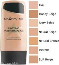 MAX FACTOR Lasting Performance LUNGA DURATA Foundation in 105 Soft Beige - 35ml