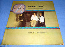 """PHILIPPINES:VITAMIN Z - Burning Flame,12"""" EP/LP,"""