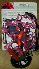 Heroclix MARVEL GSX MAGNETO #053 SR Giant Size X-men Super Rare w card lot