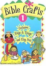 Bible Times: Costumes, Rings & Things, And Clay Pots (Bible Crafts)