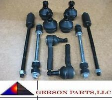 Sway Bar Links Tie rod ends Ball Joints Ford Explorer Front end kit (V8 ONLY)