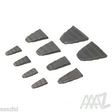 Hammer Replacement Wedge Set 10 piece Axe Pick Mattock Sledge Handle Wedges