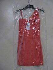 All over Sequinned Orange Dress / Homecoming / Prom / Event / Size M / BNWT