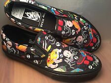 VANS New Classic Slip On Toy Story Sids Mutants Vault Size USA 9 UK 8.5 EUR 42