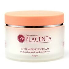 Placenta Cream With Aloe Vera & Vitamin E 100g Anti-aging Made in New Zealand