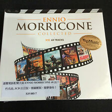 Ennio Morricone Collected 3-CD Germany NEW 5350857