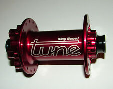 TUNE King BOOST Standard Disc Nabe rot QR15 110mm hub Steckachse 15mm