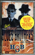 The Blues Brothers & Friends; Live from Chicago's House of Blues (NEW CASSETTE)