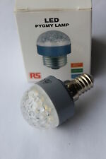 RS branded SES E14 35mm LED Decorative Pygmy Lamp Bulb 2700k warm white 30lm