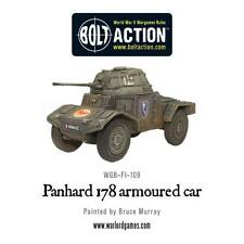 WGB - FI - 109 PANHARD 178 ARMOURED CAR  -  BOLT ACTION - WARLORD GAMES