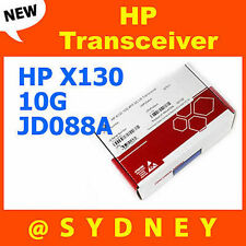 New Genuine HP X130 10G XFP LC LR Transceiver JD088A (0231A04G)