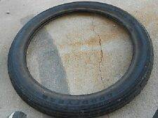 NEW NOS Harley Davidson Triumph Goodyear Sport Rib MH90-21 Front Tire Tube Type