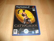 CATWOMAN DE EA GAMES PARA LA SONY PS2 NUEVO SIN PRECINTAR