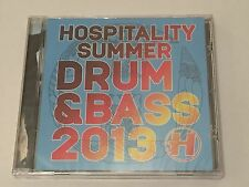 Hospitality Summer Drum & Bass 2013 (29 Track CD) NEW & SEALED
