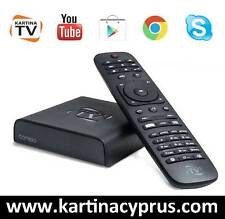 Kartina TV Comigo Quattro Android WiFi IPTV box Russian TV