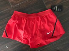 "New NIKE 2"" Aeroswift Race Men's Dri Fit Running Shorts Size M $39.99 MSRP $80"