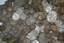 1916 - 1945 Mercury Dimes - Lot Of (10) 90% Silver Bullion