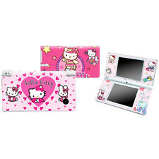 HELLO KITTY love Vinyl Decal sticker skin cover case fit Nintendo DSI NDSI 557