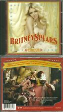 CD - BRITNEY SPEARS : CIRCUS / COMME NEUF - LIKE NEW