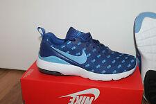 Nike WMNS Air Max Siren Damen Sneaker Blau Weiß Größe 37,5 Neu mit Karton