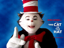 The Cat in the Hat - 72 card set (2003 Movie w/ Mike Myers Kelly Preston) N/M