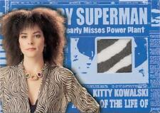 Superman Returns Movie Kitty Kowalskis Zebra Dress Costume Card
