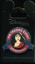 DLP DLRP Trading Event Wizards Witches Mother Gothel LE 400 Disney Pin 100628