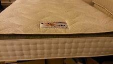 LUXURY  PILLOW TO MEMORY FOAM DUAL SEASON MATTRESS, DOUBLE 4FT6 . DELIVERY LOCAL
