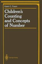 Children's Counting and Concepts of Number (Springer Series in Cogniti-ExLibrary