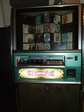 """2000 AMI ROWE """"ENCORE"""" CD JUKEBOX FULLY SHOPPED OUT LOCATION READY W/XTRAS"""