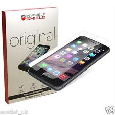 NEW GENUINE ORIGINAL ZAGG INVISIBLE SHIELD SCREEN PROTECTOR IPHONE 6 IPHONE 6S