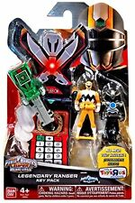 Power Rangers Lost Galaxy Legendary Key Pack TOYSRUS NEW Magna Defender 2015